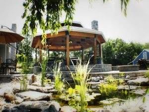 Residential Pavilion