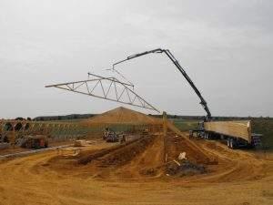 Unloading Crane Services