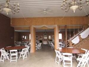 Burroughs Structure Interior