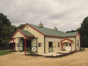 Hall Stall Barn