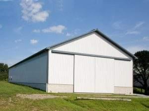 Garage Rear View