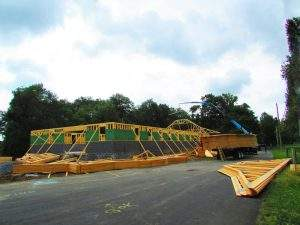 Maheim, PA Commercial and Ag Trusses (1)