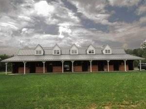 Stevenson, MD Stall Barn (1)