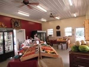 Spider Hall Farm Interior