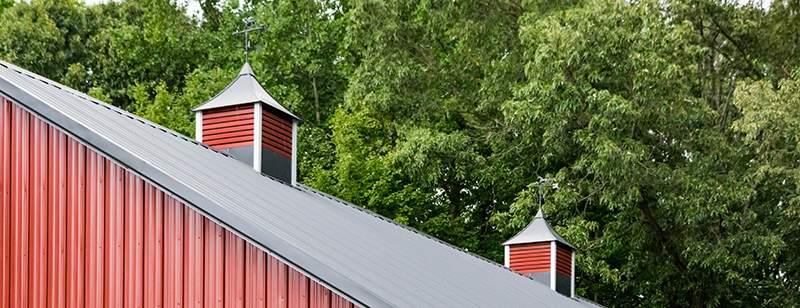 Ventilation Rigidply Rafters