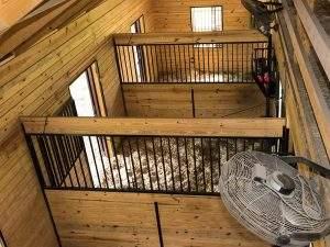 Brandywine, MD Stall Barn (1-4)