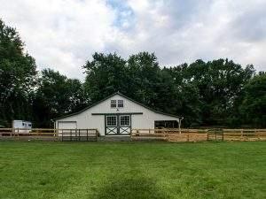 Davidsonville, MD Stall Barn (2)