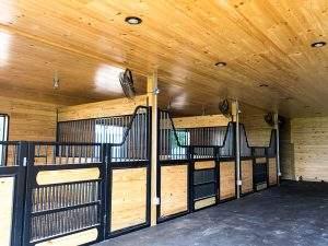 Hughesville, MD Equestrain Riding Arena (3)