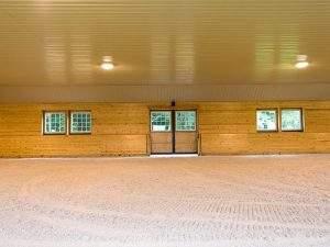 Hughesville, MD Equestrain Riding Arena (4)