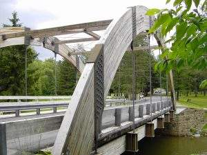 James Creek, PA Pedestrian and Public Bridges (2)