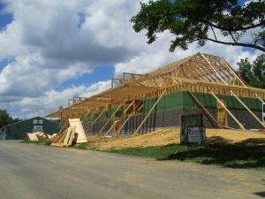 Maheim, PA Commercial and Ag Trusses (2)
