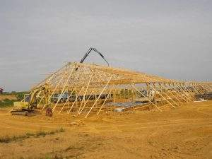 Mount Joy, PA Commercial and Ag Trusses (2)