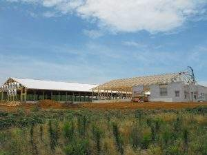 Mount Joy, PA Commercial and Ag Trusses (4)
