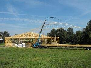 Oxford, PA Commercial and Ag Trusses (1)