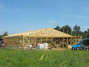 Oxford, PA Commercial and Ag Trusses (2)
