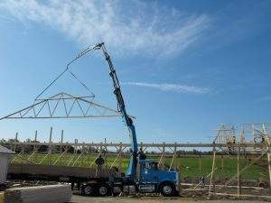 Parkesburg, PA Commercial and Ag Trusses (2)