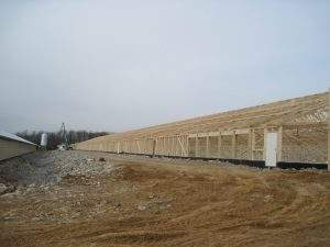 Richland, PA Commercial and Ag Trusses (2)