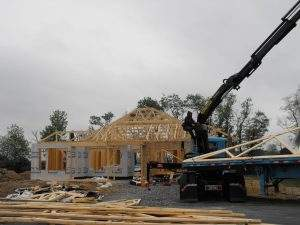 Selinsgrove, PA Residential Truss (2)