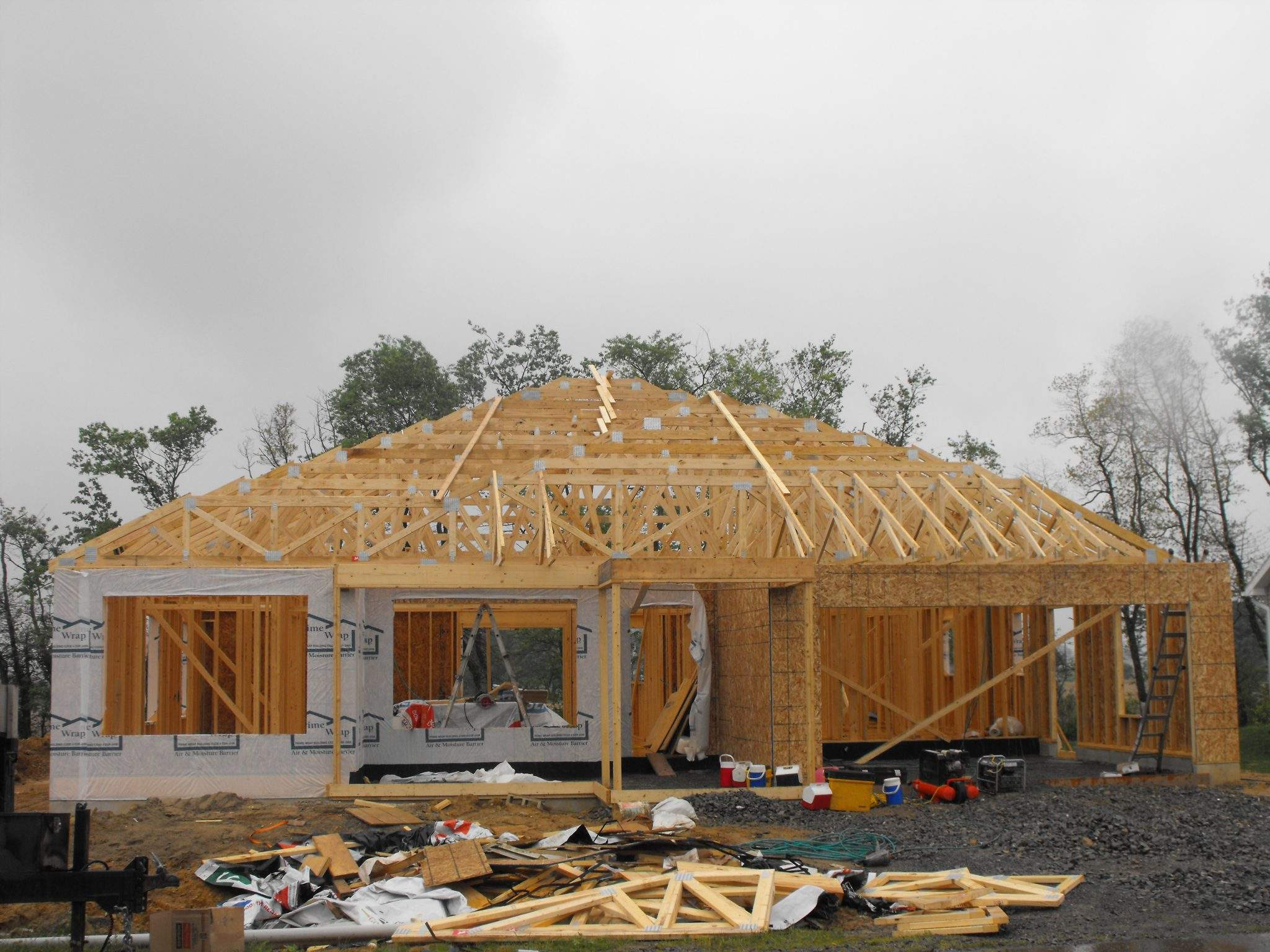 Selinsgrove Pa Residential Truss 3