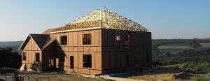 Danville, PA Residential Trusses Grid