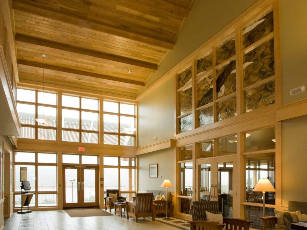 Howard Pa Heavy Timber Truss 3 Rigidply Rafters