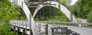 James Creek, PA Bridge Grid