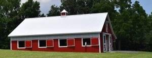 Lothian, MD Stall Barn