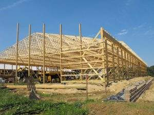 Oxford, PA Glulam Posts (4)