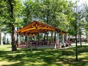 Palmerton, PA Heavy Timber Truss (1)