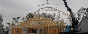 Selinsgrove, PA Residential Trusses Grid