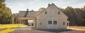 Upper Marlboro Stall Barn